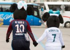 """Valentīndienas romantika: Ronaldu pret Neimāru un """"Real"""" pret PSG"""