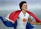 Sudraba slidas: Nīderlandei 5 no 5 zelta medaļām ātrslidošanā