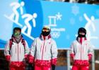 Itālijas treneru korpusa pārstāvi aiztur par uzmākšanos Olimpisko spēļu brīvprātīgajai