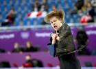 Vasiļjevam kritiens izvēles programmā un 19. vieta olimpiskajā debijā