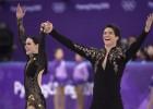 Virtjē un Moirs ar jaunu pasaules rekordu uzvar īsajā dejā