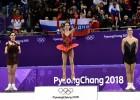 Zagitova pārspēj Medvedevu un izcīna OAR pirmo zeltu Phjončhanā