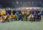 Par Latvijas Amatieru futbola līgas čempioni kļūst JUVS