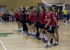 Latvijas čempionātā sievietēm sāksies ceturtdaļfināli
