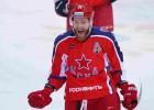 CSKA atspēlējas no 0:2 un izslēdz Znaroku ar Vītoliņu no Gagarina kausa