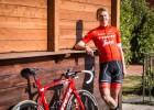"""Skujiņš finišē 40. vietā prestižajā """"Amstel Gold Race"""" velobraucienā"""