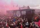 """Klops aicina """"Liverpool"""" līdzjutējus neaiztikt """"Roma"""" komandas autobusu"""