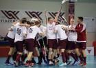 Latvijas juniori mačā pret šveiciešiem <i>salūzt</i> 3. periodā un zaudē