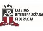 Latvijas riteņbraucējs par agresīvu uzvedību diskvalificēts uz pusgadu