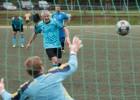 Latvijas futbola veterānu čempionātā turpina uzvarēt Daugavpils komanda