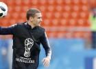 Grīzmans varēs piedalīties spēlē pret Peru