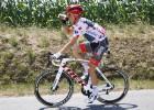"""""""Tour de France"""" 7. posmā uzvar Grūenvegens; Skujiņš joprojām kalnu karalis"""