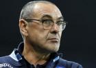 """Par Kontes aizstājēju """"Chelsea"""" galvenā trenera amatā kļūst Sarri"""