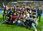 """""""Parma"""" pirms atgriešanās sezonas A sērijā zaudē piecus punktus par spēļu sarunāšanu"""