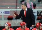 Baltkrievijas hokeja izlasi vadīs Sidorenko