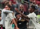 """18 gadus vecais Postolači izrauj PSG uzvaru pār """"Atletico"""""""