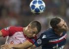 """""""Crvena Zvezda"""" izglābjas Zalcburgā, Čempionu līgas grupu turnīrā arī """"Benfica"""""""