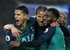 """""""Tottenham Hotspur"""" nepārliecinoši atgriežas uz uzvaru takas"""