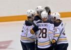 Video: Girgensons iemet un asistē NHL starpsezonas pēdējā pārbaudē