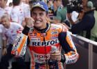 """Markess dramatiskā cīņā uzvar """"MotoGP"""" posmā Taizemē"""