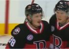 Video: Balceram pirmie vārti AHL jaunajā sezonā