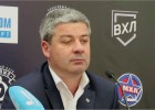 """Leonīds Tambijevs kļūst par VHL kluba """"Saryarka"""" galveno treneri"""