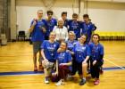 Ventspils 4. vidusskolas frisbijisti triumfē Latvijas Jaunatnes čempionātā
