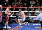 Kanelo ringā atgriežas ar vieglu uzvaru