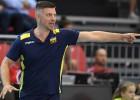 Krastiņa vadītā Ukrainas volejbola izlase garantējusi vietu EČ finālturnīrā