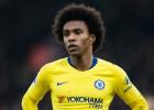 """""""Barcelona"""" atjaunojusi interesi par """"Chelsea"""" uzbrucēju Viljanu, sarunās iesaistot arī Malkomu"""