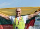 Lietuva zaudē vienu no savām 2012. gada Londonas Olimpiādes medaļām