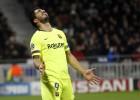 """""""Barcelona"""" nerealizē iespējas un Lionā spēlē neizšķirti"""