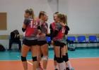 """Latvijas čempionātā volejbolā sievietēm uzvaras svin RVS un VK """"miLATss"""""""