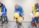Ventspilī atklāj BMX ziemas treniņu bāzi