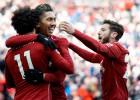 """Firminu un Manē sekmē """"Liverpool"""" uzvaru, """"Chelsea"""" izrauj neizšķirtu"""