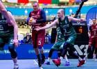 """""""Riga Ghetto Basket"""" ar divām vieglām uzvarām sāk turnīru Ķīnā"""
