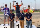 Toms Macuks izcīna 2.vietu Kuveitas motokrosa sacensībās