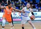 Ukrainas līdere Jagupova izlaidīs WNBA spēles, lai startētu Eiropas čempionātā Rīgā