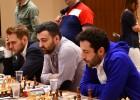 Meškovs pret bijušo pasaules čempionu cieš pirmo neveiksmi Eiropas čempionātā