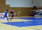 Video: Latvijas telpu futbola izlase pirmā gūst vārtus, bet piekāpjas Azerbaidžānas izlasei