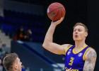 """Timmam 3/8 no spēles, """"Khimki"""" VTB līgas """"play-off"""" iesāk ar """"Astanas"""" sagraušanu"""