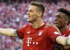 """Veiksmīgs rikošets nodrošina """"Bayern"""" grūtu uzvaru"""