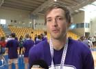 """Video: Sokolovs: """"Šādas uzvaras ir tik saldas"""""""