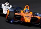 Alonso izgāšanās Indianapolisā