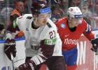 Latvija pasaules čempionātu sāks 9. maijā pret norvēģiem