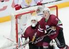 U20 hokeja izlase zaudē arī otrajā Melnās jūras kausa mačā