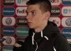 """Video: Ontužāns: """"Nezinu, kāpēc Latvijas izlases rezultāti ir tik slikti..."""""""