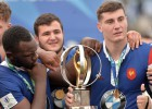 Francija nosargā čempionu titulu, Skotijai jāpamet elite