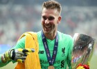 Adrians pēc uzvaras UEFA Superkausā sadursmē ar fanu guvis savainojumu