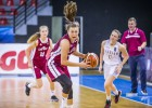 Vai U16 meitenes var pārtraukt Latvijas zaudējumu sēriju pret Spāniju?
